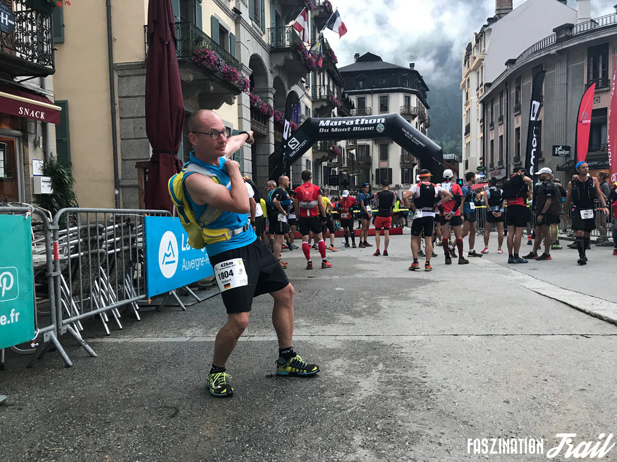 Marathon du Mont-Blanc – eine Marathon-Premiere der besonderen Art