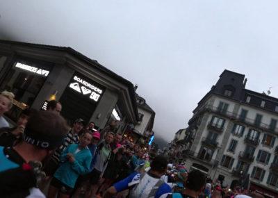 Marathon du Mont Blanc 2017 Start