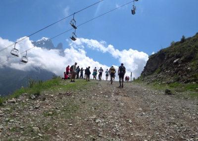 Marathon du Mont Blanc 2017
