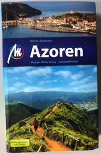 Reiseführer Azoren