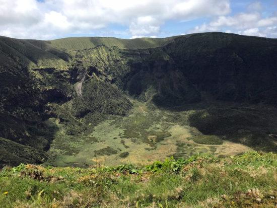 Azores Trail Run: Caldeira auf Faial