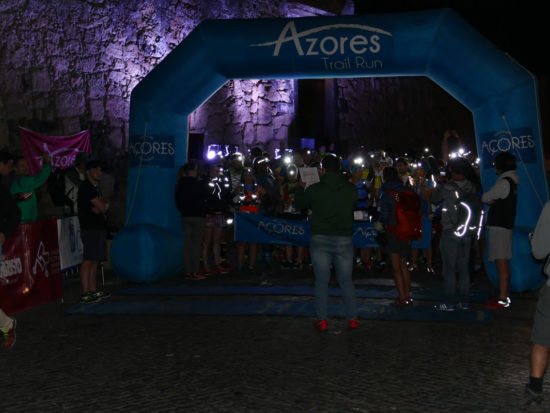 Azores Trail Run: Start