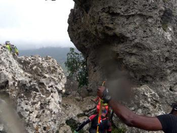 Trail des Passerelles du Monteynard 2018 - Pierre Percée