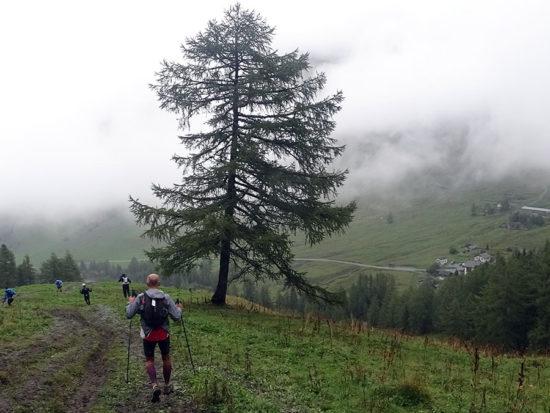 UTMB CCC 2018 Grand Col Ferret