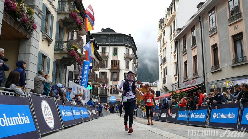 UTMB CCC 2018 Chamonix