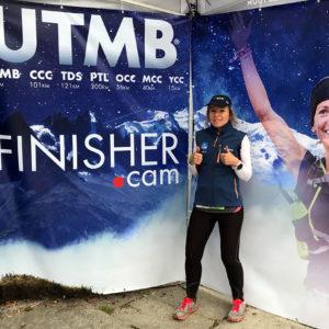 UTMB CCC 2018 Finisher