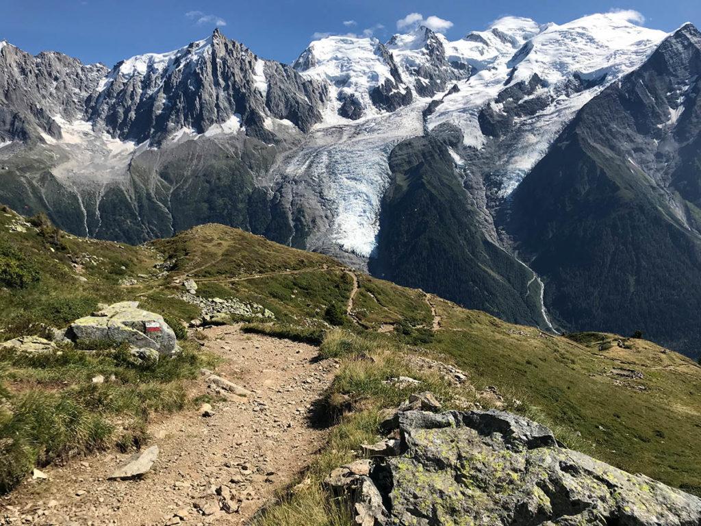 Chamonix 2018 - Mont Blanc