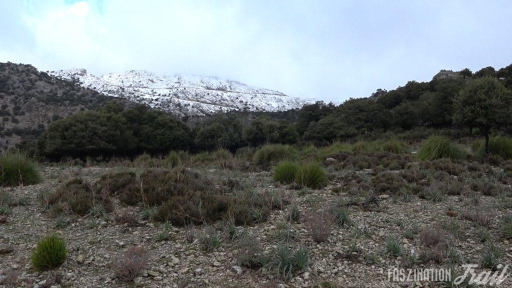 CXM Serra Nord 2018 - Puig Major im Schnee