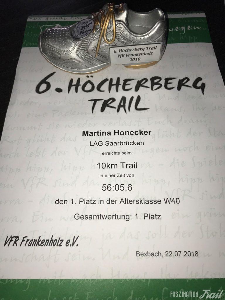 Höcherbergtrail 2018