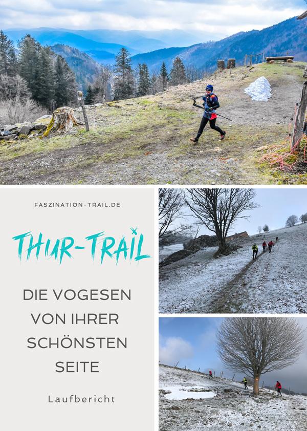 Thur-Trail 2019 - die Vogesen von ihrer schönsten Seite. Laufbericht