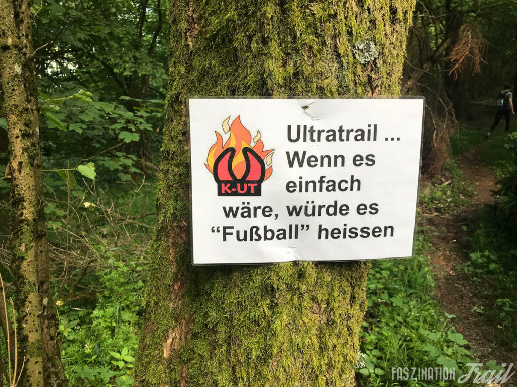 """Keufelskopf Ultra Trail - Ultratrail...Wenn es einfach wäre, würde es """"Fußball"""" heissen"""