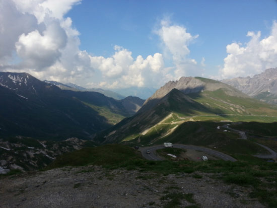 Trail du Galibier-Thabor