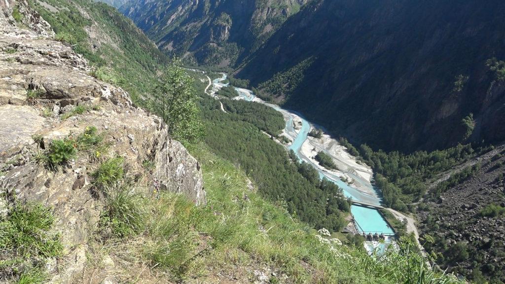 Les Deux alpes 3600 Summit Trail