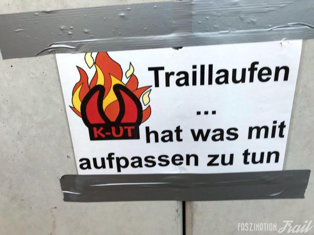 Keufelskopf Ultratrail - Traillaufen ... hat was mit aufpassen zu tun