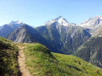 Les Deux Alpes - Originalbild