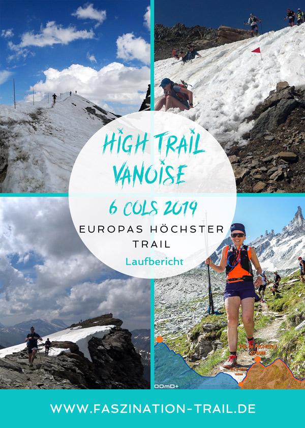 High Trail Vanoise 2019 - Trail des 6 Cols