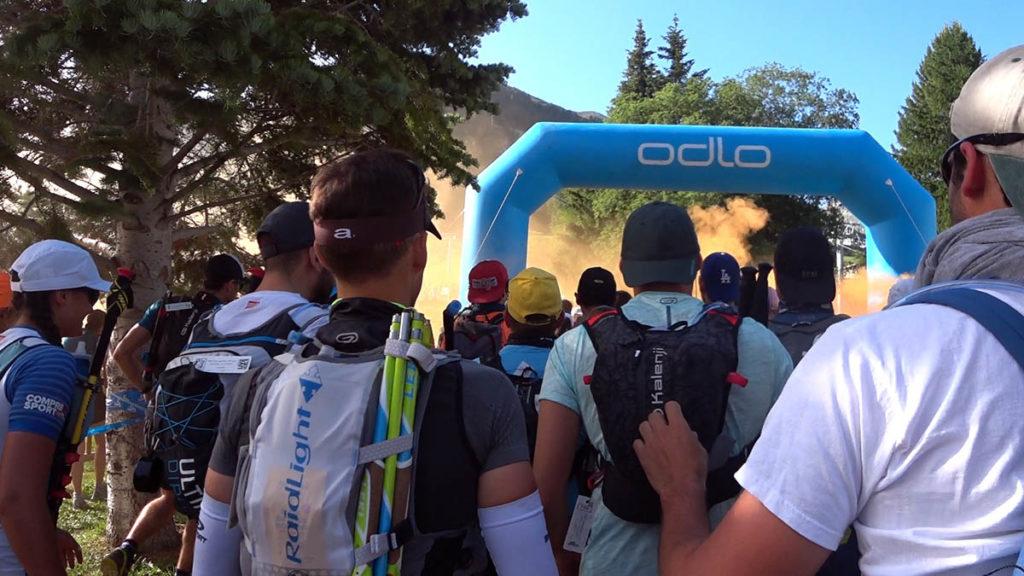 High Trail Vanoise Trail des 6 Cols Start
