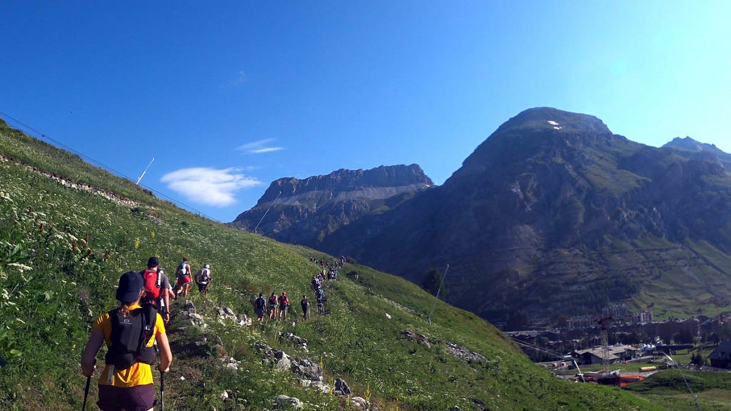 High Trail Vanoise Val d'Isère