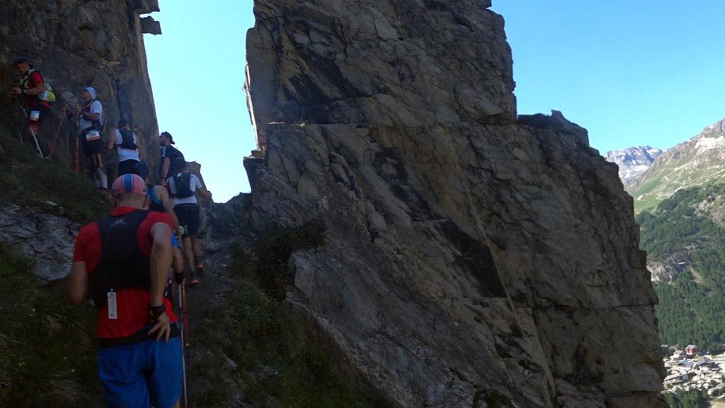 High Trail Vanoise Passage de Picheru