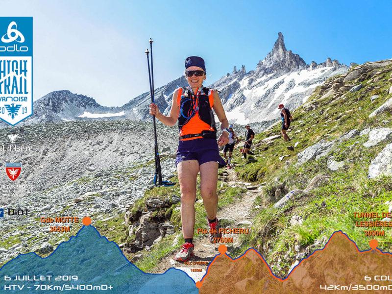 High Trail Vanoise Col de la Bailletaz