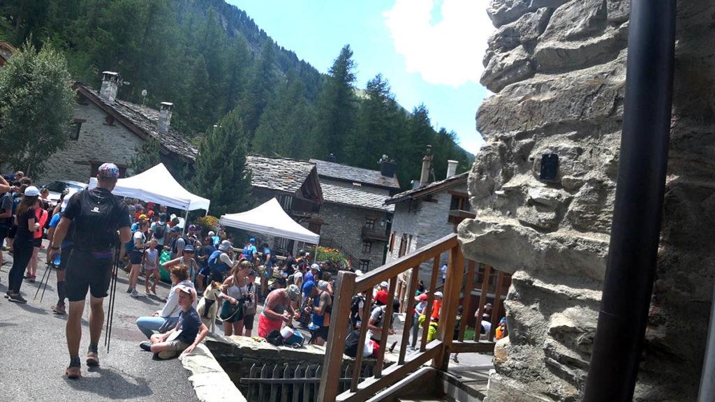 High Trail Vanoise - Le Fornet