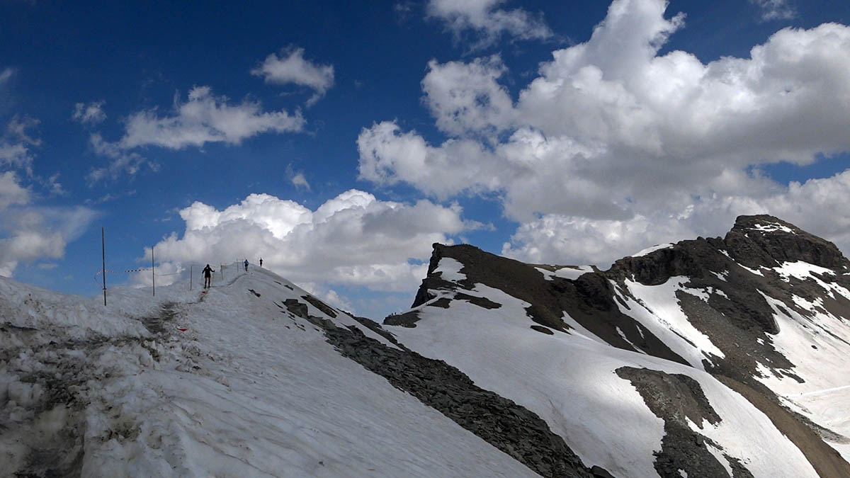 High Trail Vanoise Pointe Pers