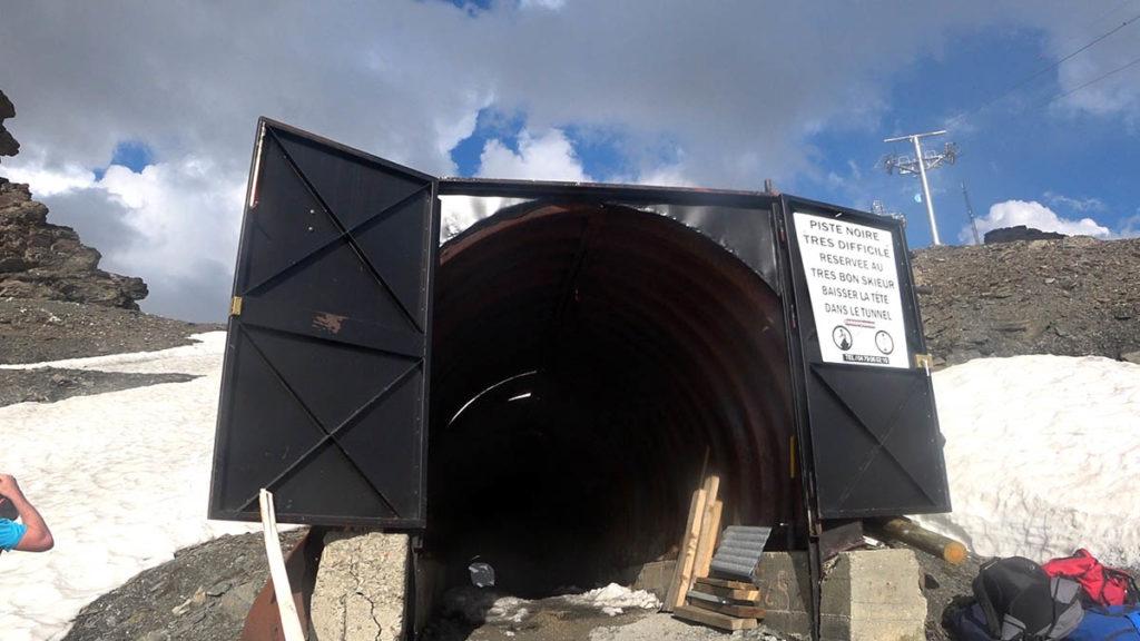 High Trail Vanoise Tunnel des 3000