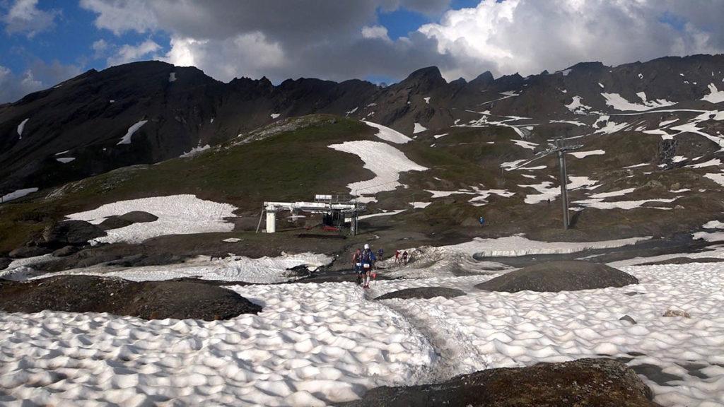 High Trail Vanoise Col de la Madeleine