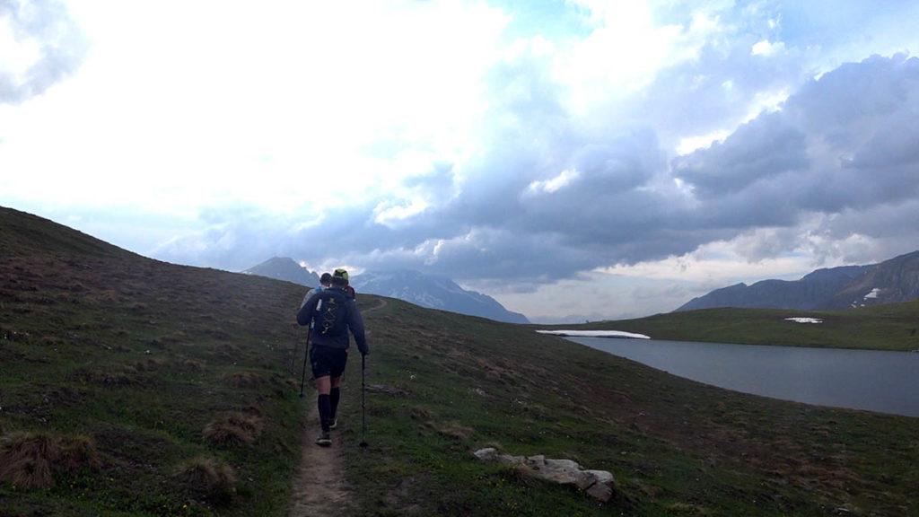 High Trail Vanoise Lac de l'Ouilette