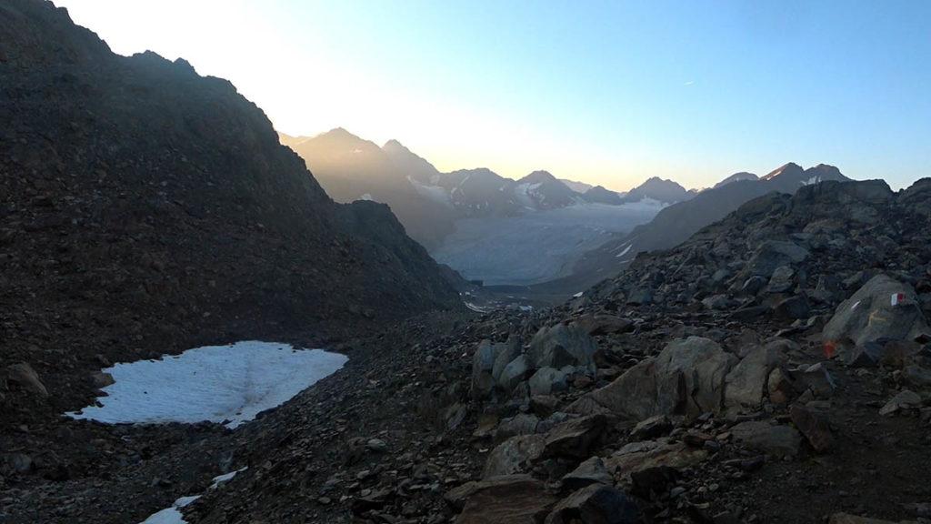 Pitz Alpine 2018 Mittagskogelscharte