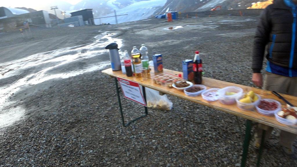 Pitz Alpine 2018 Gletscher