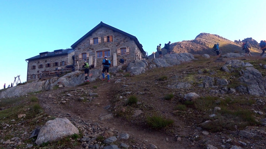 Pitz Alpine 2018 Braunschweiger Hütte