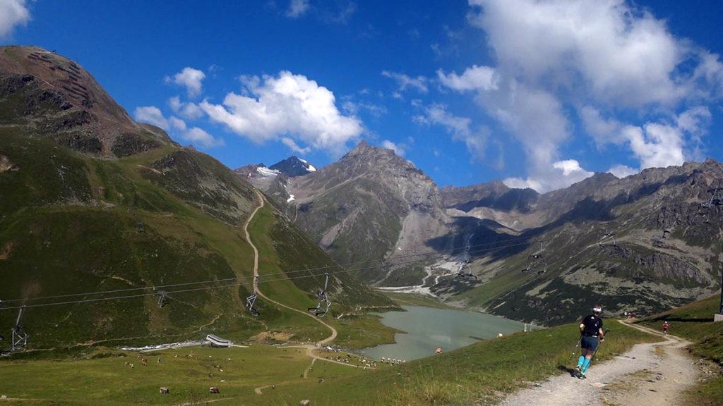 Pitz Alpine 2018 Rifflseehütte