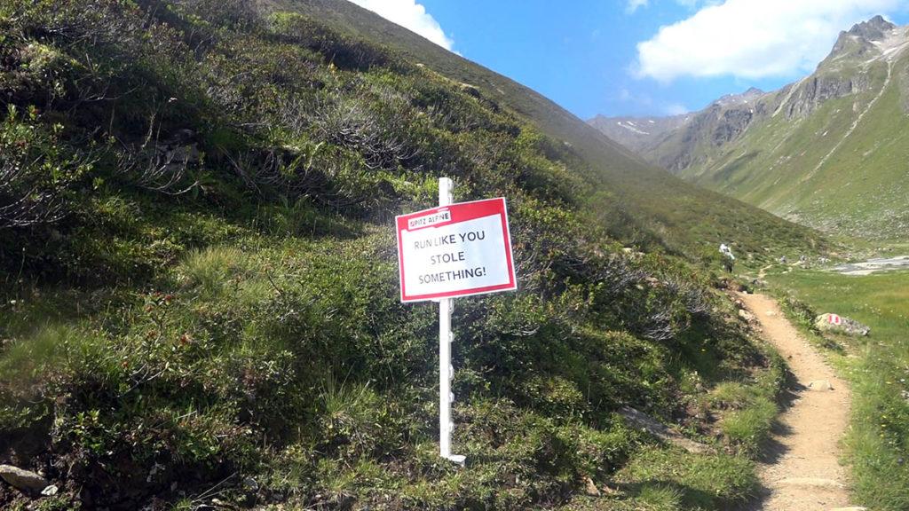 Pitz Alpine 2018 Rifflsee