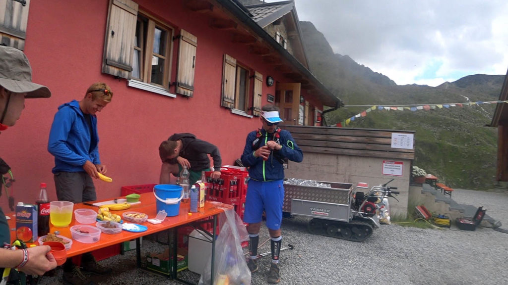 Pitz Alpine 2018 Taschachhaus