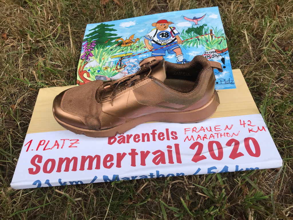Start beim Bärenfels Sommertrail 2020